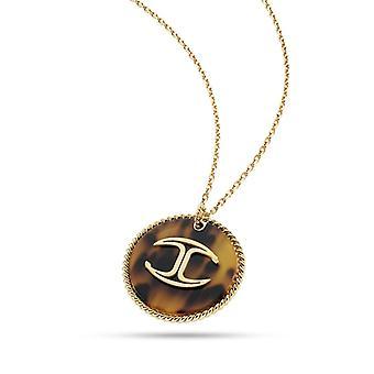 Nur Cavalli Natur Gold Halskette SCER01