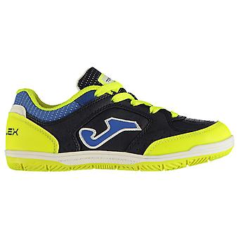 Joma Boys Top Flex 805 Royal Junior Indoor Football Trainers Kids Shoes Sneakers