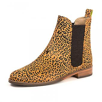 Joules Joules Westbourne Lux lederen Womens Chelsea Boot