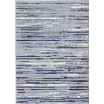 CK850 Orlando CK851 blå rektangel tæpper plain/næsten plain tæpper