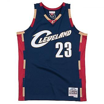 Mitchell & Ness Nba Cleveland Cavaliers Lebron James 2008-2009 Laivaston Swingman Jersey