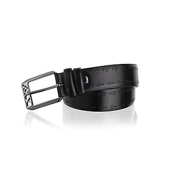 33mm Casual Jean Belt with Elegant Buckle