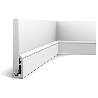 التفاف أوراك ديكور SX173-RAL9003
