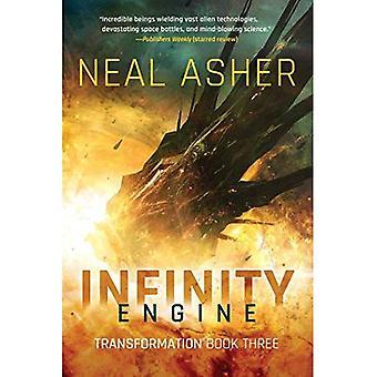 Infinity Engine: Transformation bok tre