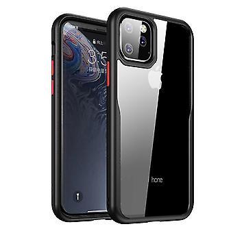 IPAKY iPhone 11 Pro Max TPU Hybrid Shell-Grey
