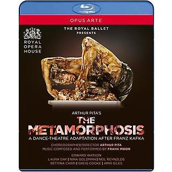 B. Moon - Metamorphosis [BLU-RAY] USA import