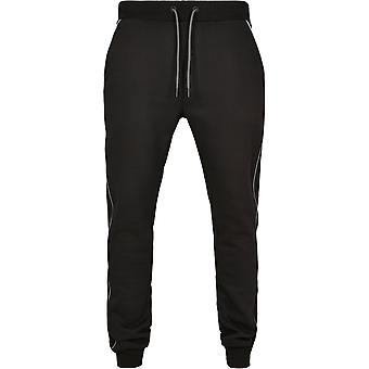 Urban Classics Men's Jogging Pants Reflective