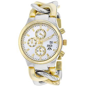 Jivago Women's Lev Silver Dial Watch - JV1221