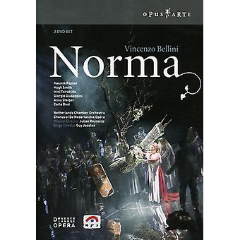 V. Bellini - Norma [DVD] USA import