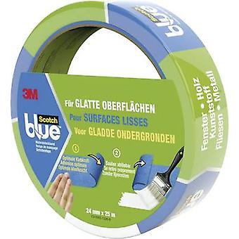 3M 20933625 7000049414 Mascarando fita ScotchBlue™ Azul (L x W) 25 m x 36 mm 25 m