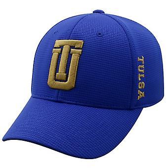 "Tulsa Golden Hurricane NCAA TOW ""Booster"" Memória Fitted Hat"