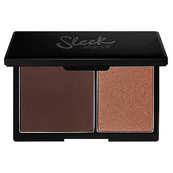 Elegant make up face contur Kit Dark