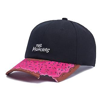 Cayler & sons Snapback Cap - munchies curved black / multi