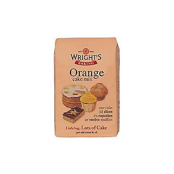 Wrights Baking Wright's Baking Orange Cake Mix - 5 X 500g