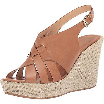 XOXO Damen's Lazaro Sandale, Tan, 9 M US