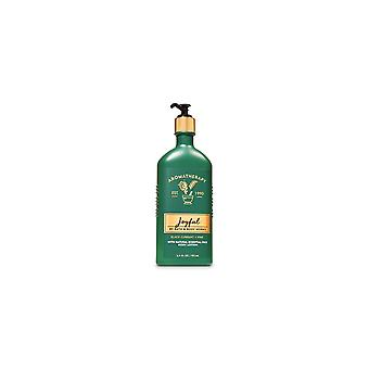 (2 Pack) Bad & Body Works Aromaterapi Joyful Solbær Pine Body Lotion 6,5 fl oz / 192 ml