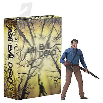 "Ash vs Evil Dead 7"" Ultimate Ash Action Figure"