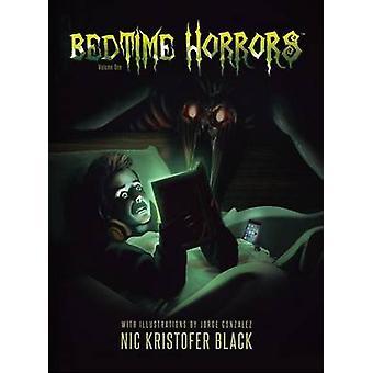 Bedtime Horrors di Black & Nic Kristofer
