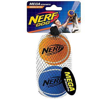Nerf Dog Mega Strength 2.5inch Tennis Balls (2pk)