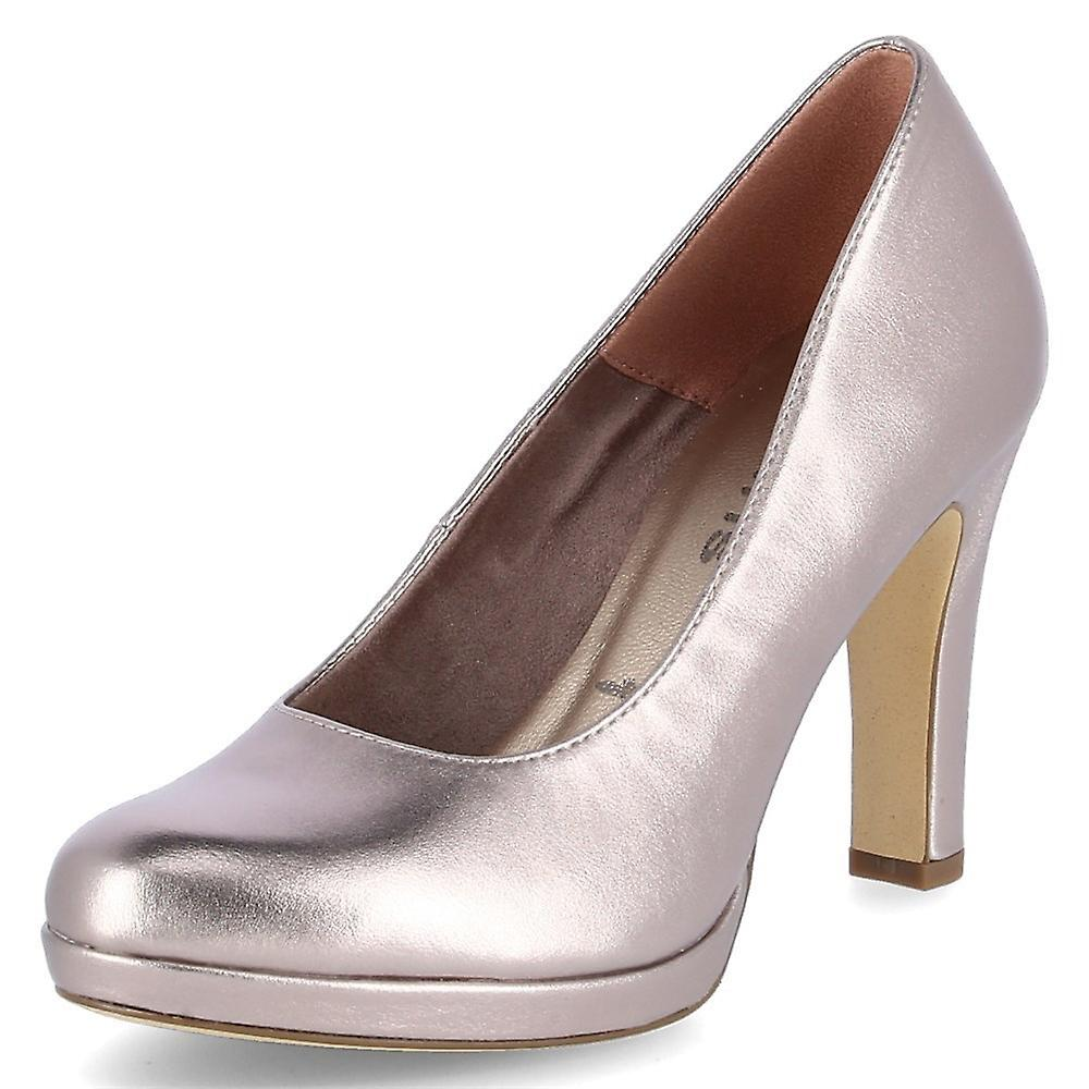 Tamaris Rosé Metallic 112242624952 ellegant summer women shoes oJ4pz