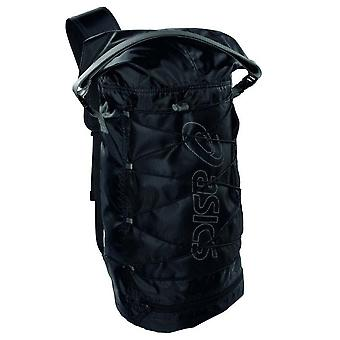 Asics Training Gear Exercise Fitness Gym Backpack Rucksack Bag Black