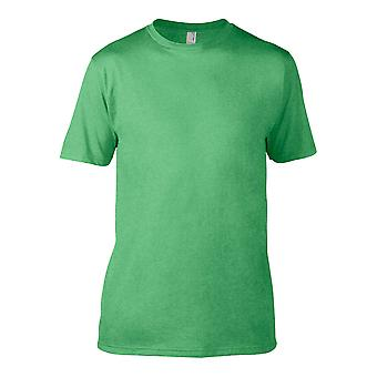 Anvil Mens hållbar Polycotton T-Shirt