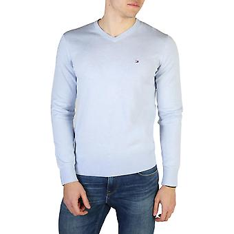 Tommy Hilfiger Original Men All Year Sweater - Blue Color 40599