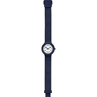 Hip Hop Analog quartz ladies Silicone wrist watch HWU0561
