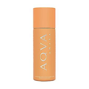 Bvlgari aqva amara for mænd 5,0 ounce forfriskende krop spray