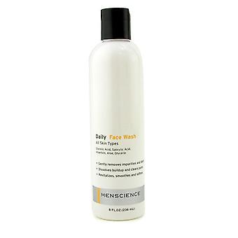 Daily face wash 118125 236ml/8oz