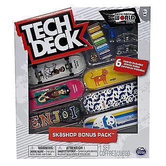 Bônus de deck tecnológico Sk8 Shop Enjoi
