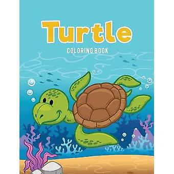 Turtle Coloring Book by Kids & Coloring Pages for