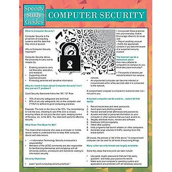 Computer Security Speedy Study Guides by Publishing LLC & Speedy
