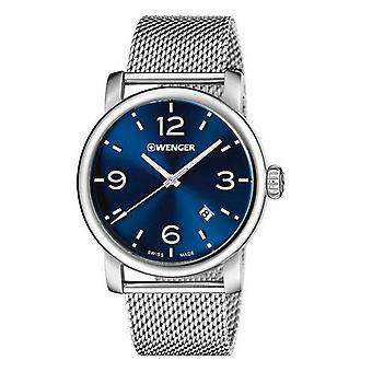 Miesten's Watch Wenger 01-1041-125 (41 mm)