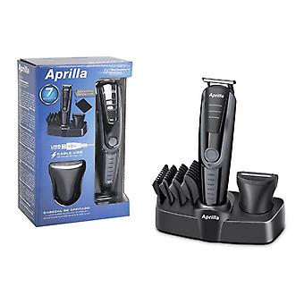 Electric Shaver Aprilla AHC-5018 USB Black