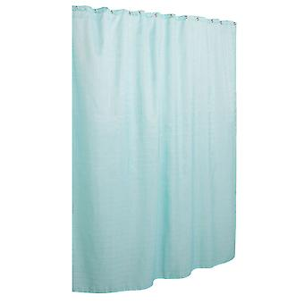 White Shower curtain