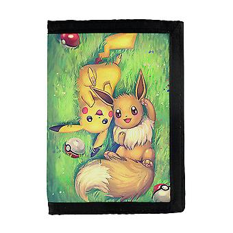 Pokemon Pikachu & Eevee Wallet