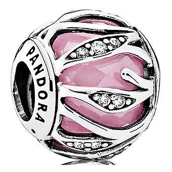 Pandora las naturalezas rosado resplandor encanto - 791969PCZ