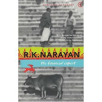 O Especialista Financeiro por R. K. Narayan - 9780099282365 Livro