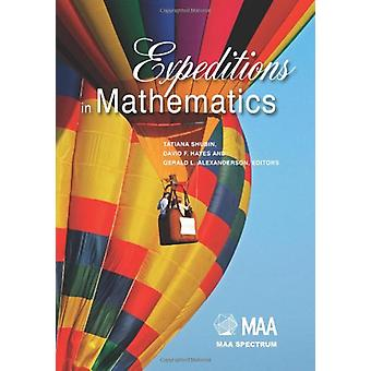 Expeditions in Mathematics by David F. Hayes - 9780883855713 Book