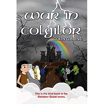 War in Colgilor by Colin Gibbons - 9781839520877 Book