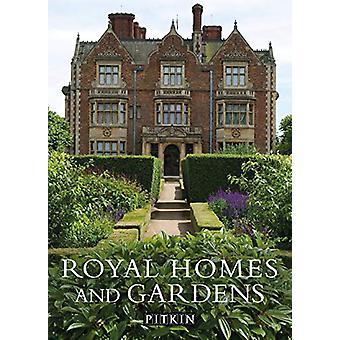 Royal Homes and Gardens by Halima Sadat - 9781841658513 Book