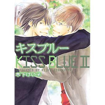 Kiss Blue - v. 2 - (Yaoi) by Keiko Kinoshita - Keiko Kinoshita - 978156