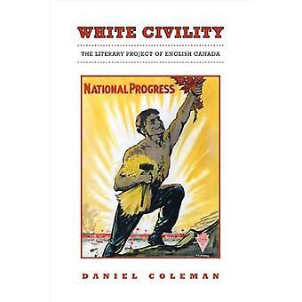 Civilidade branca: o projeto literário do Canadá inglês