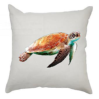 Animal Cushion Cover 40cm x 40cm Turtle