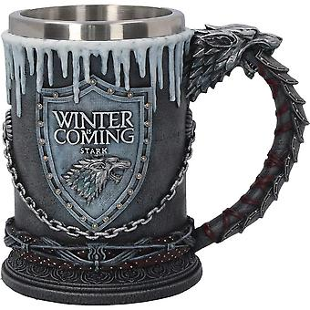 Nemesis Now Game Of Thrones House Stark Tankard
