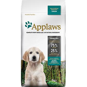 Applaws Food for Puppies of Breed Pequna and Medium Chicken (Dogs , Dog Food , Dry Food)