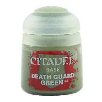 Death Guard Green (12ml), Citadel Paint - Base, Warhammer 40k/Age of Sigmar