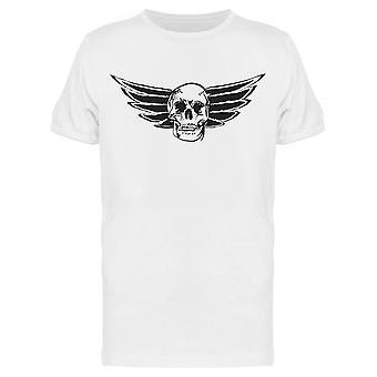 Flying Skull Tee Men's -Kuva Shutterstock