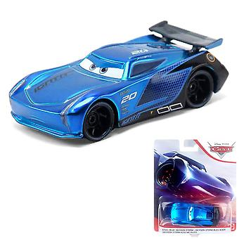 Disney Cars Cars Steel Blue Jackson Storm Metal